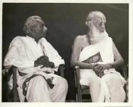 B.K.S. Iyengar i Sri.Krishnamacharya