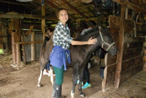 Bieszczady Joga i Konie
