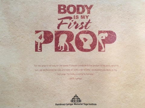 Body is my first prop