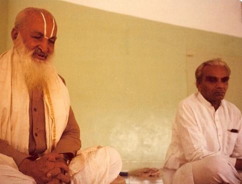 Sri Krishnamacharya i B.K.S. Iyengar